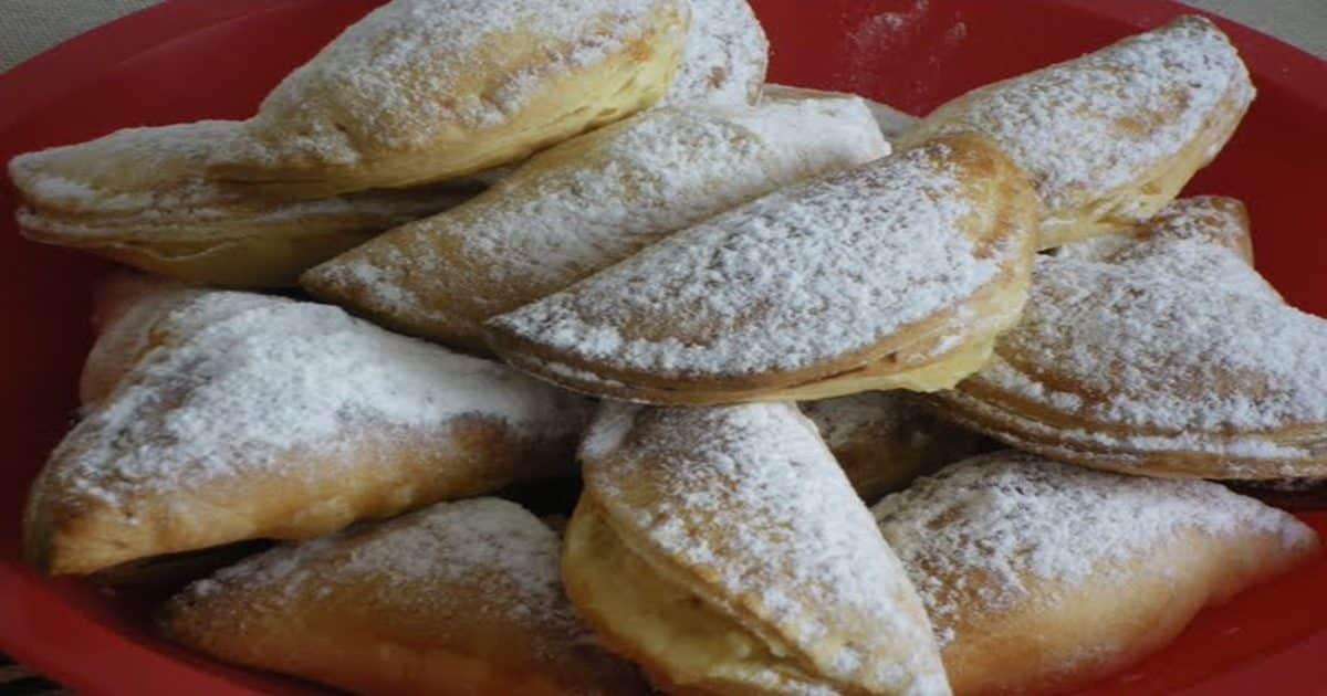 Empanadillas de crema