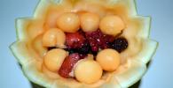 Melon relleno