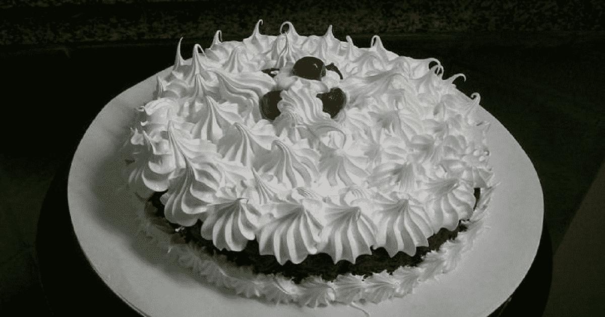Tarta de merengue
