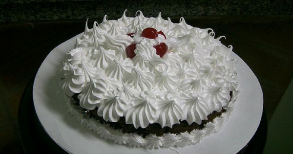 Tarta de merengue