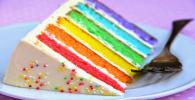 receta torta arcoiris