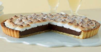 Recetas de postres de tartas dulces