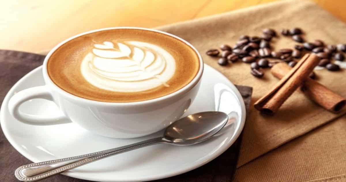 Recetas de Postres con café