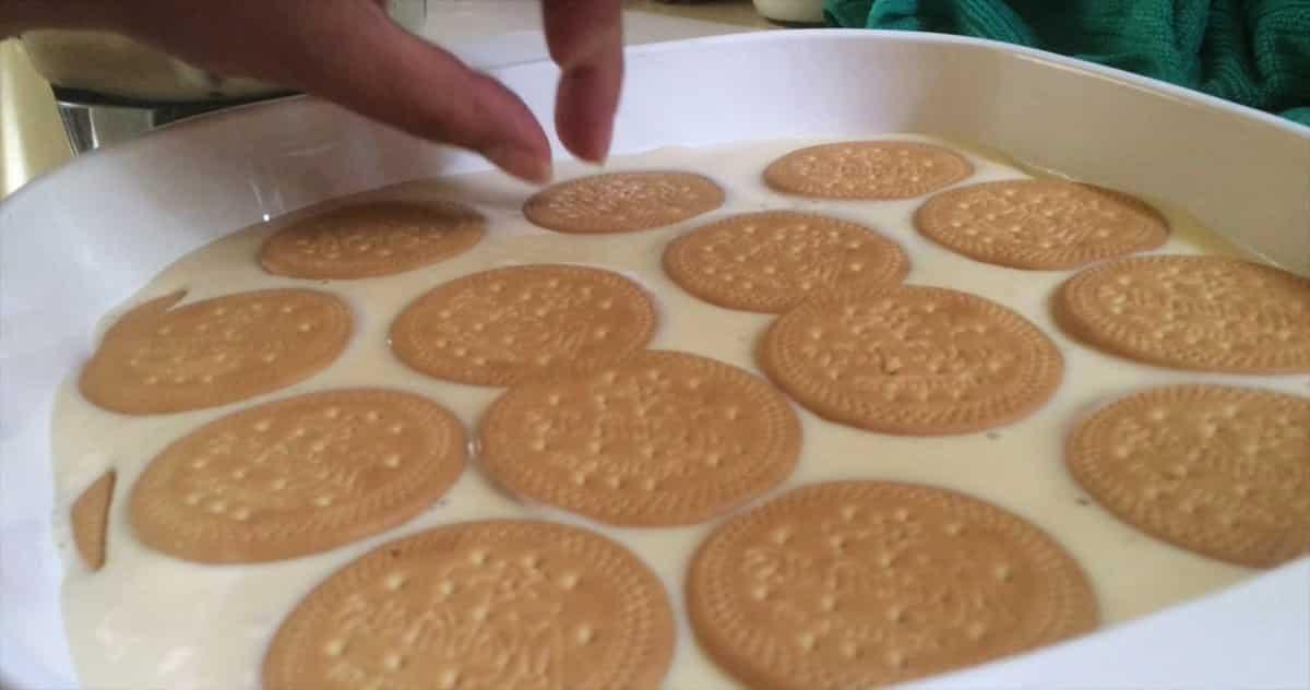 Postres con galletas maria 2