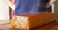 Budin de pan receta. Torta de pan. Receta budin de pan.