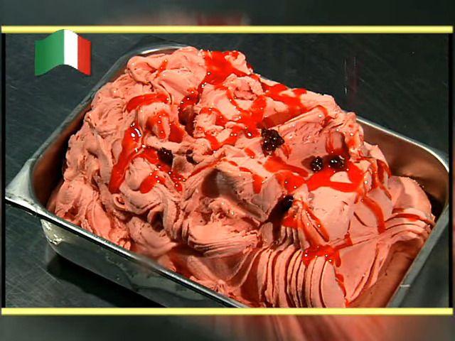 gelato italiano el más conocido mundialmente